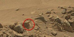 """Alien-Jäger: """"Beweis für Leben"""" auf dem Mars"""