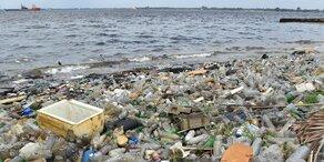 Plastikmüll im Meer stammt aus Schwellenländern
