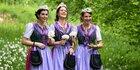 Kaiserwetter für das Narzissenfest