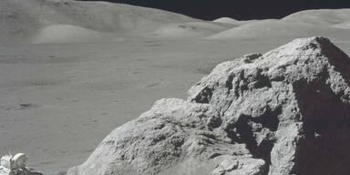 Mondlandung: Neue NASA-Bilder