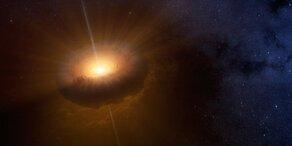 NASA öffnet komplette Forschungs-Datenbank