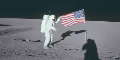 NASA Mond
