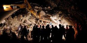 Italien: Schwere Nachbeben in der Nacht