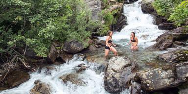 Alaska baden
