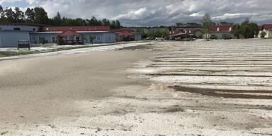 Heftige Hagel-Unwetter trafen Teile der Steiermark