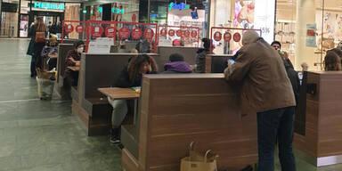"""Wirbel um volle """"Essens-Meile"""" am Hauptbahnhof"""