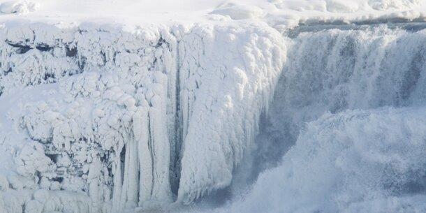 Schneesturm Ostküste