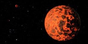 """NASA kündigt """"große Entdeckung"""" an"""