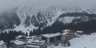 Kälte-Einbruch bringt Schnee und Eis