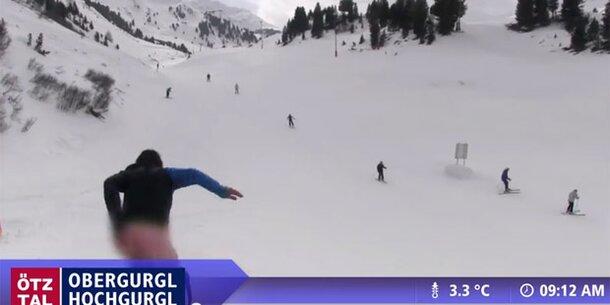 Riesen-Hype um Webcam-Bomber in Tirol