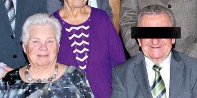 Opa-Killer stach wie im Blutrausch auf Frau ein