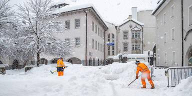Schnee-Chaos: 500 Haushalte in Osttirol ohne Strom
