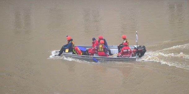 Regensburg ruft Katastrophenfall aus