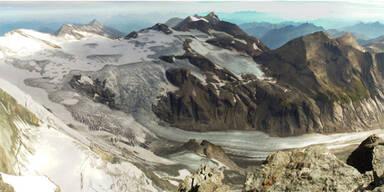 Pasterze; Gletscher am Großglockner