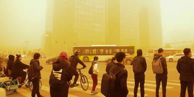 Peking Wetter