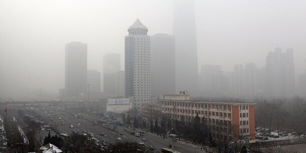 Wetter Peking