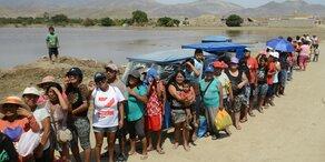 Peru: Wellenforscher erwartet mehr Extreme