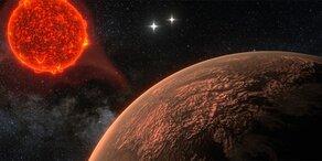 Erdähnlicher Planet entdeckt! Gibt es Leben?