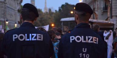 Polizei Österreich Wien
