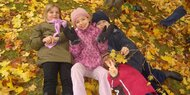 Kunterbunte Herbstferien in der Steiermark