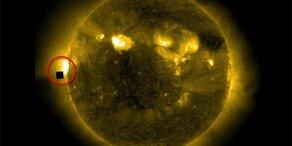 Alien-Jäger: NASA versteckt UFOs nahe der Sonne