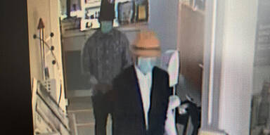 Schock: Bewaffneter Banküberfall in Salzburg