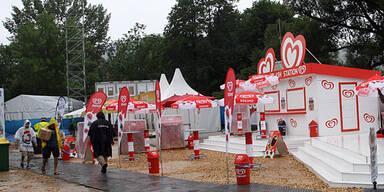 Klagenfurter Volleyball-Event fällt ins Wasser
