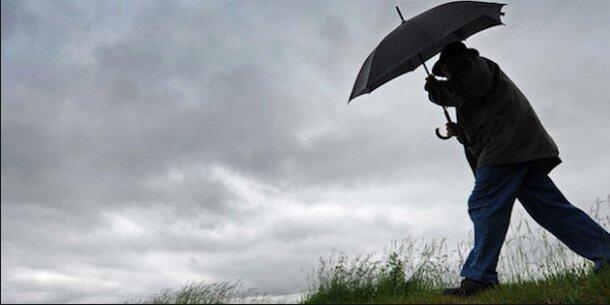 Es bleibt unbeständig und regnerisch