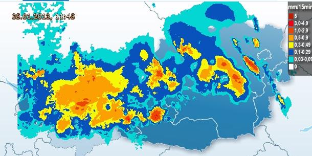 Radar Regen