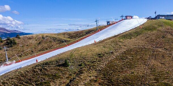 Trotz 25 Grad: Heute erstes Ski-Opening