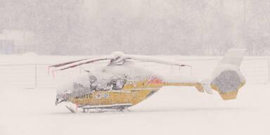 Skifahrer rammte sich in Kärnten bei Sturz Skistock in die Brust