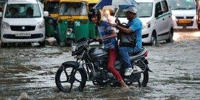 Monsun setzt Teile Thailands unter Wasser