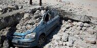 Kos: Angst vor weiteren Erdbeben