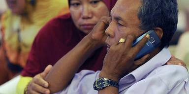 Die Boeing 777 der Malaysian Airlines ist in den südlichen Indischen Ozean gestürzt.