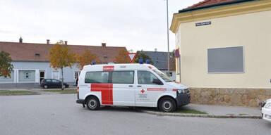 Betrunkener Patient kaperte in Neunkirchen Rettungswagen