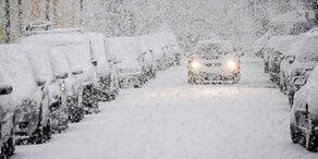 Schnee- und Regen-Walze beendet Blitzfrühling