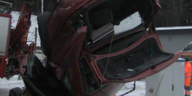 Crash in Leoben