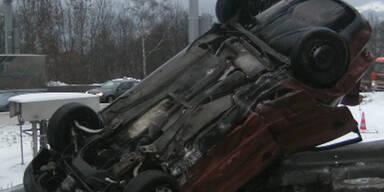 Crash bei Leoben