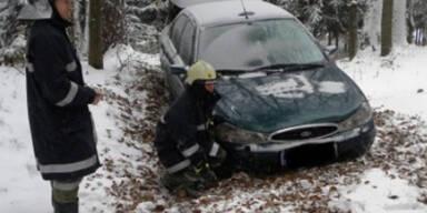 Crash bei Mogersdorf