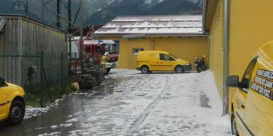 Heftige Unwetter in ganz Österreich