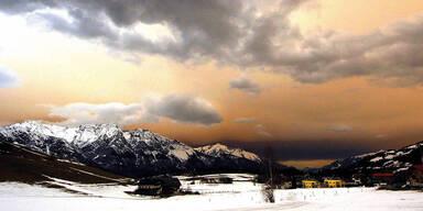 Nächste Woche fegt Saharastaub über Österreich