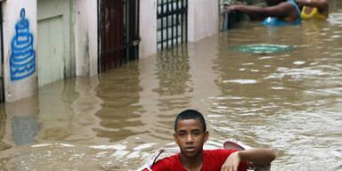 Verwüstung in der Karibik