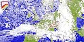 Aktuelle Satellitenbilder
