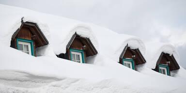 Bad Mitterndorf Schnee