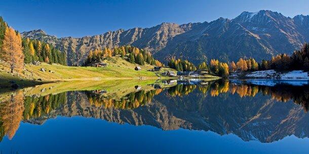Top-Tipps für einen Herbst in den Bergen