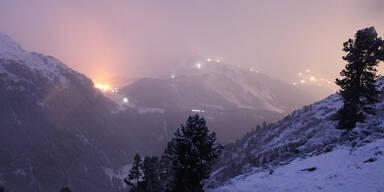 Kaltfront in Österreich: Wo es jetzt schon schneit