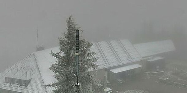 Der nächste Schnee ist da!