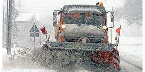 Temperatursturz: Jetzt kommt nochmals Schnee