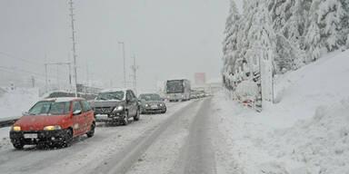 Schnee Brenner