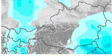 Schnee-Vorhersage